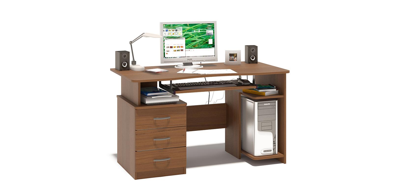 Стол компьютерный HomeMe Рико AFU0082000