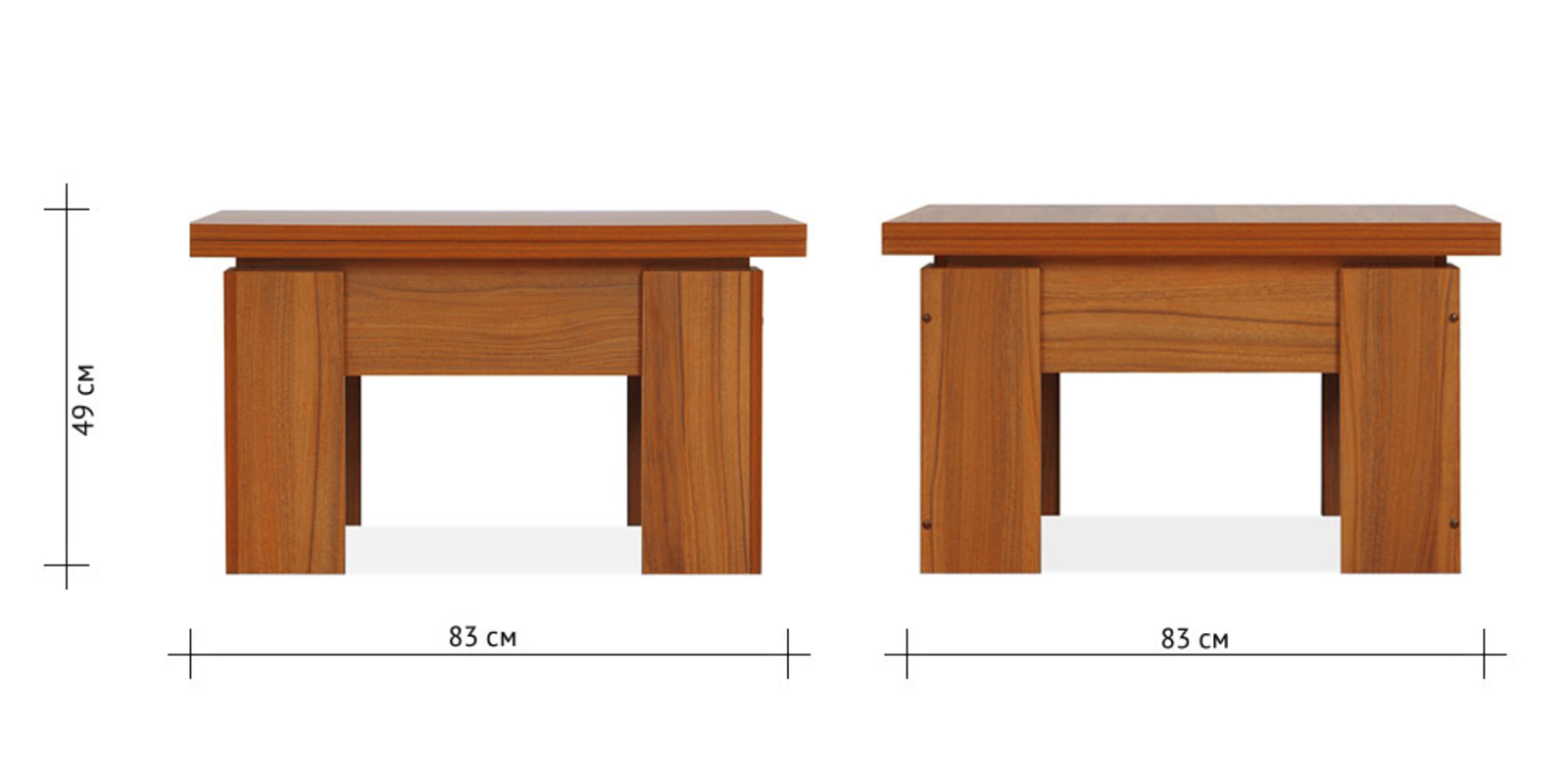 Стол-трансформер HomeMe от HomeMe.ru