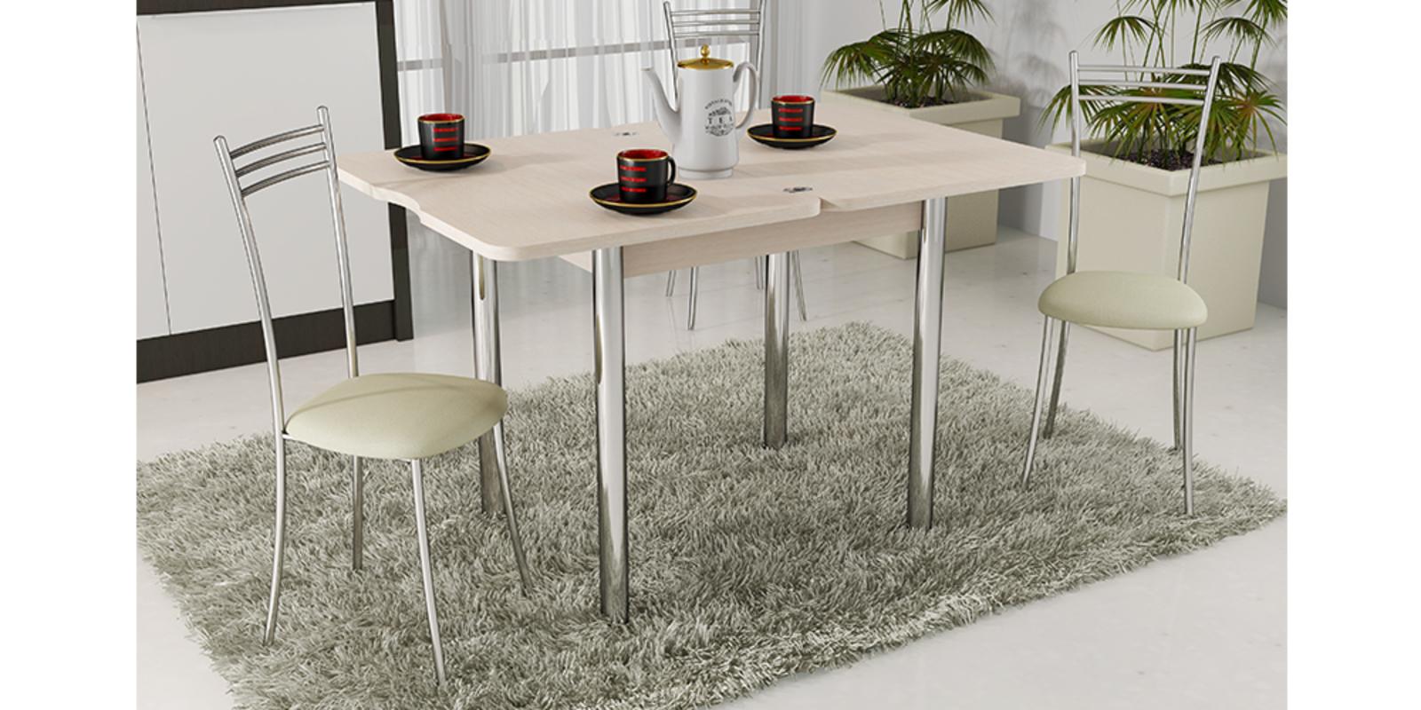 Стол обеденный HomeMe Фита AEF0090000