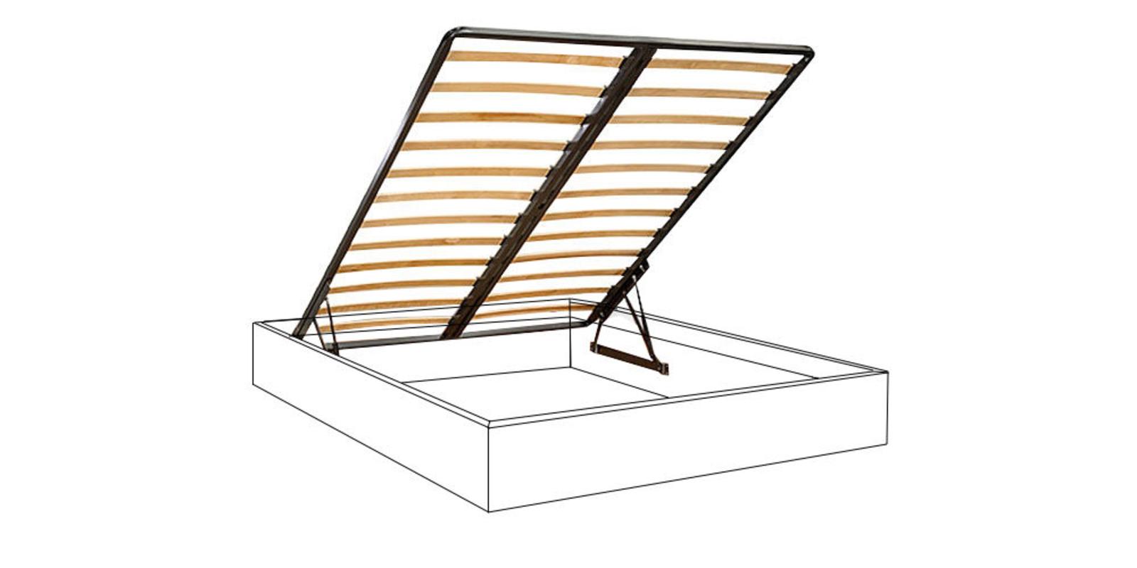 Основание для кровати ортопедическое Виго и Медея с подъемным механизмом (160х200)