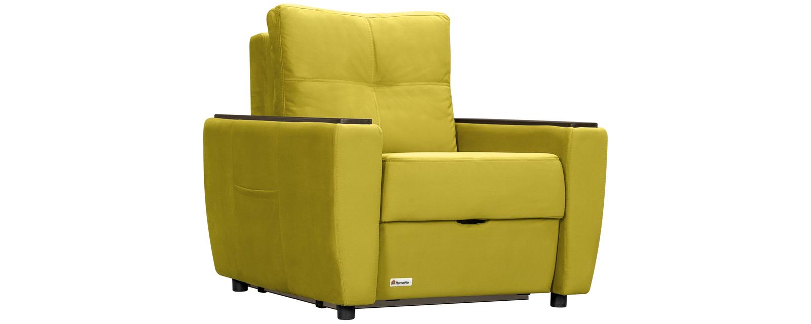 Кресло тканевое Майами Velure оливковый (Ткань)