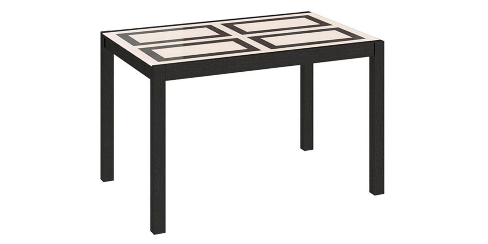 Стол обеденный Кармен (венге)