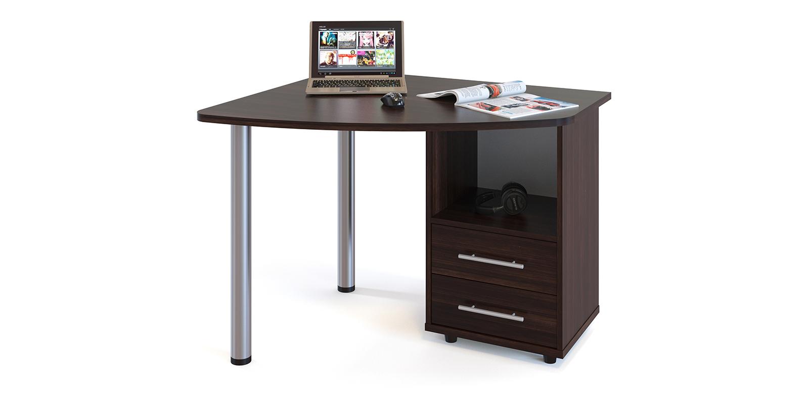 Стол компьютерный HomeMe Гала AFU0086000