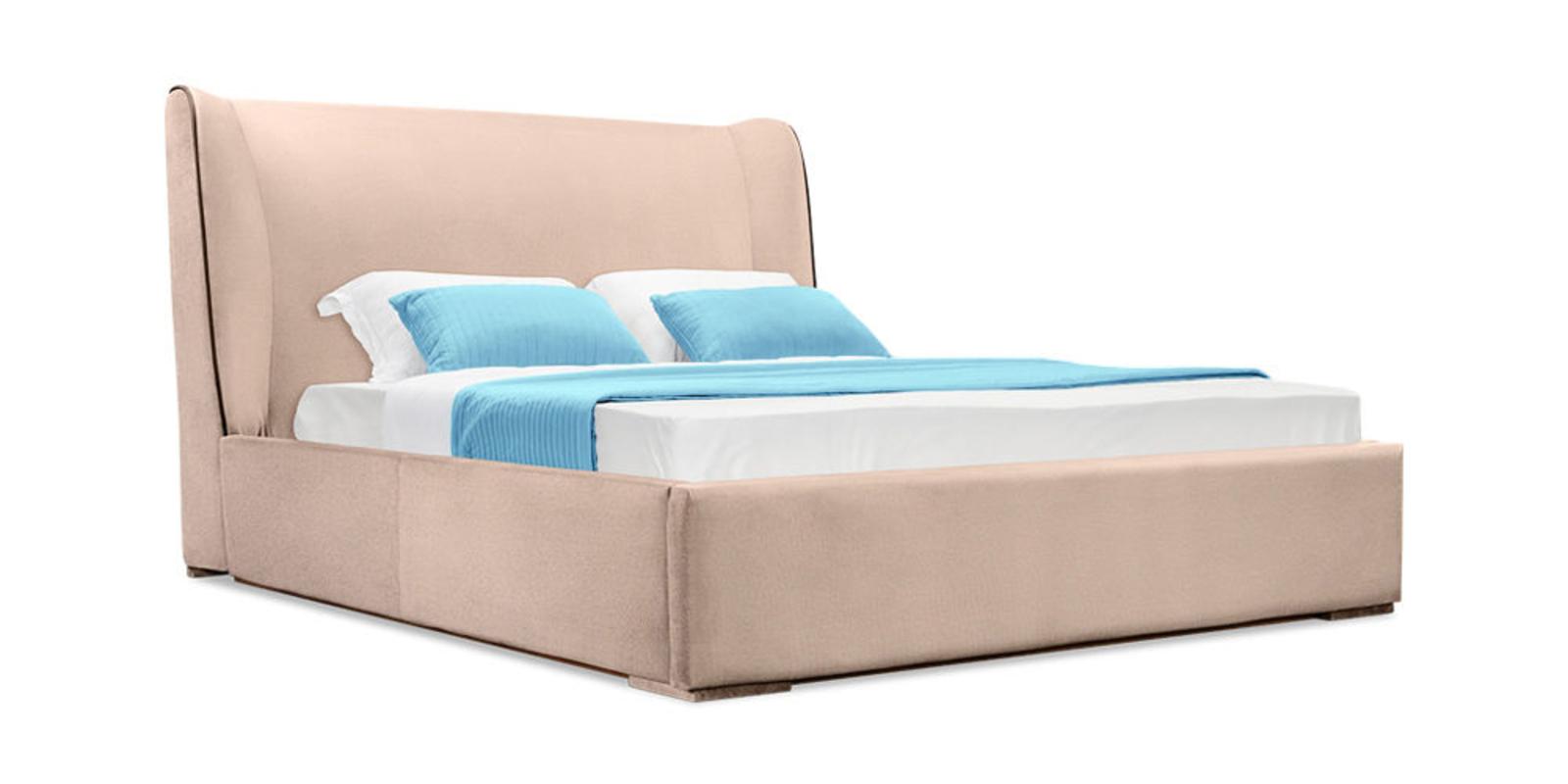 Кровать мягкая HomeMe Марсель AEL0171000