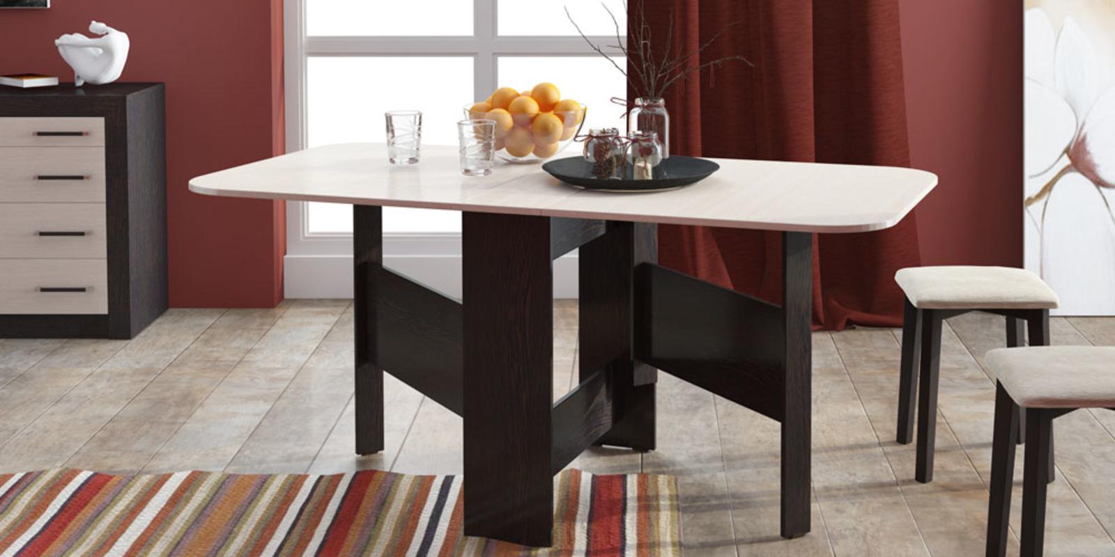 Стол обеденный Д1 (венге/дуб белфорт)