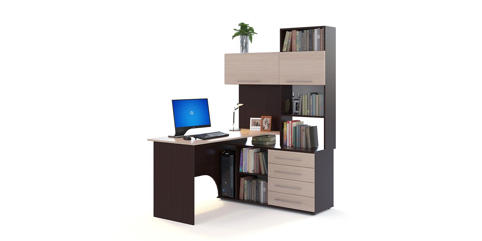 Стол компьютерный HomeMe Мерида AFU0084000