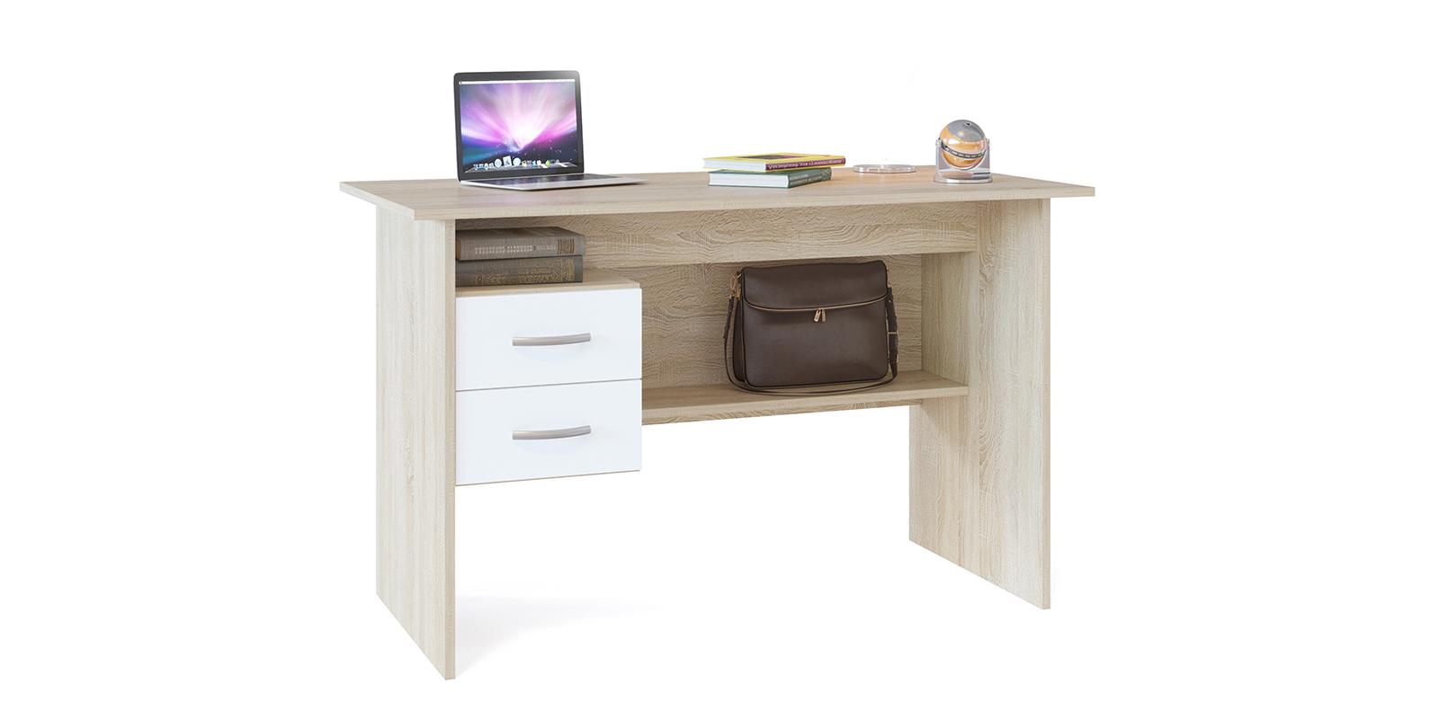 Стол компьютерный HomeMe Сноу AFU0104000