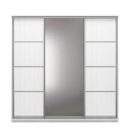 Шкафы-купе трехдверные 240 см