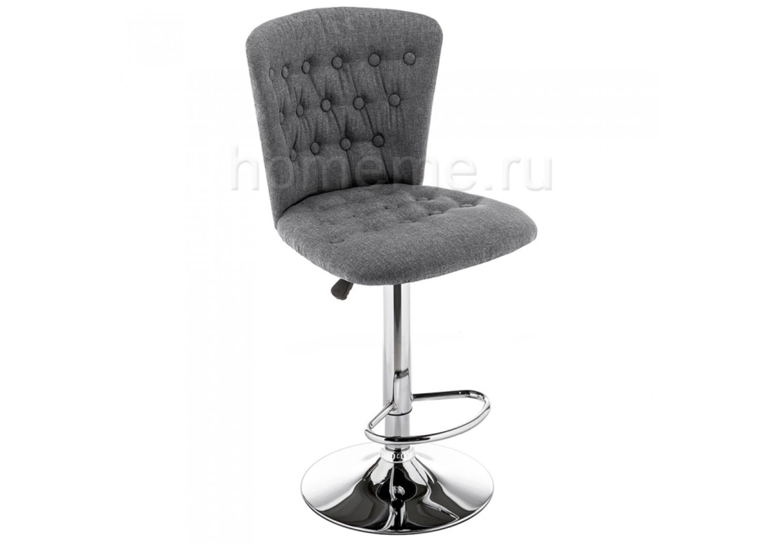 Барный стул Gerom fabric grey 11254 Gerom fabric grey 11254 (15680)