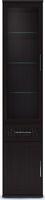 Шкаф 450 со стеклом Парма-Люкс