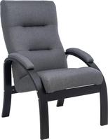 Кресло Leset Лион Венге, ткань Малмо 95