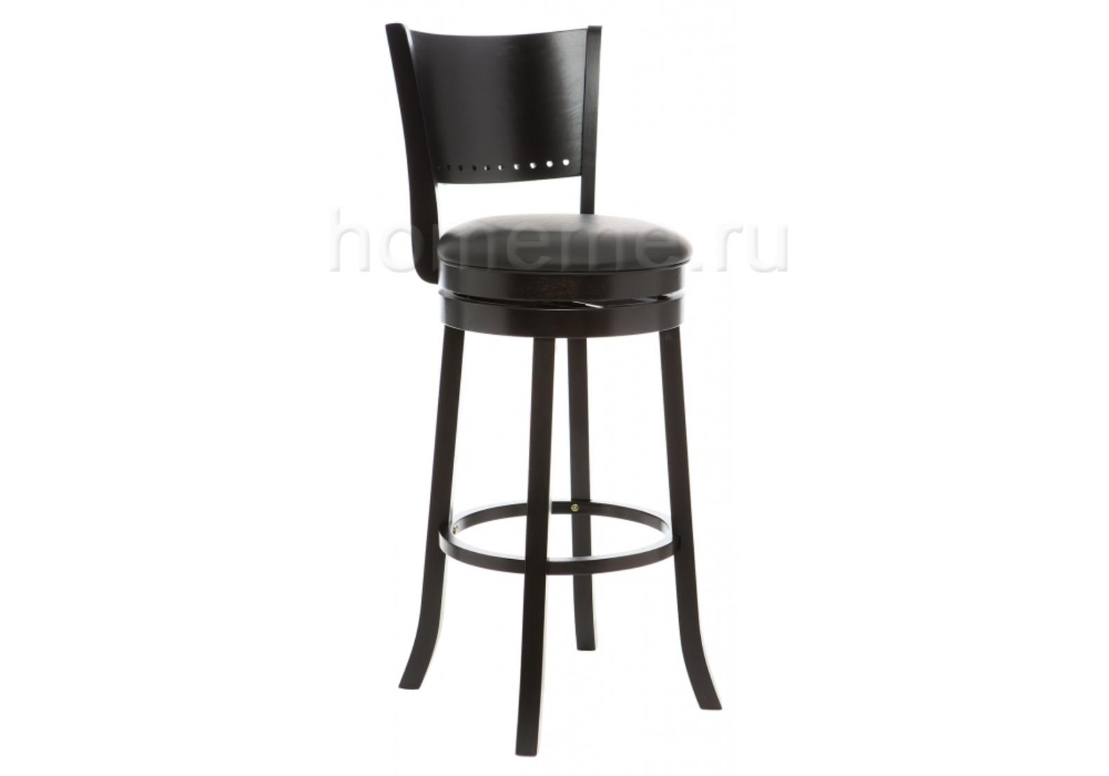 Барный стул Fler капучино/черный (1921)