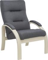 Кресло Leset Лион Слоновая кость, ткань Малмо 95