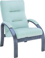 Кресло Leset Лион Венге текстура, ткань V 14