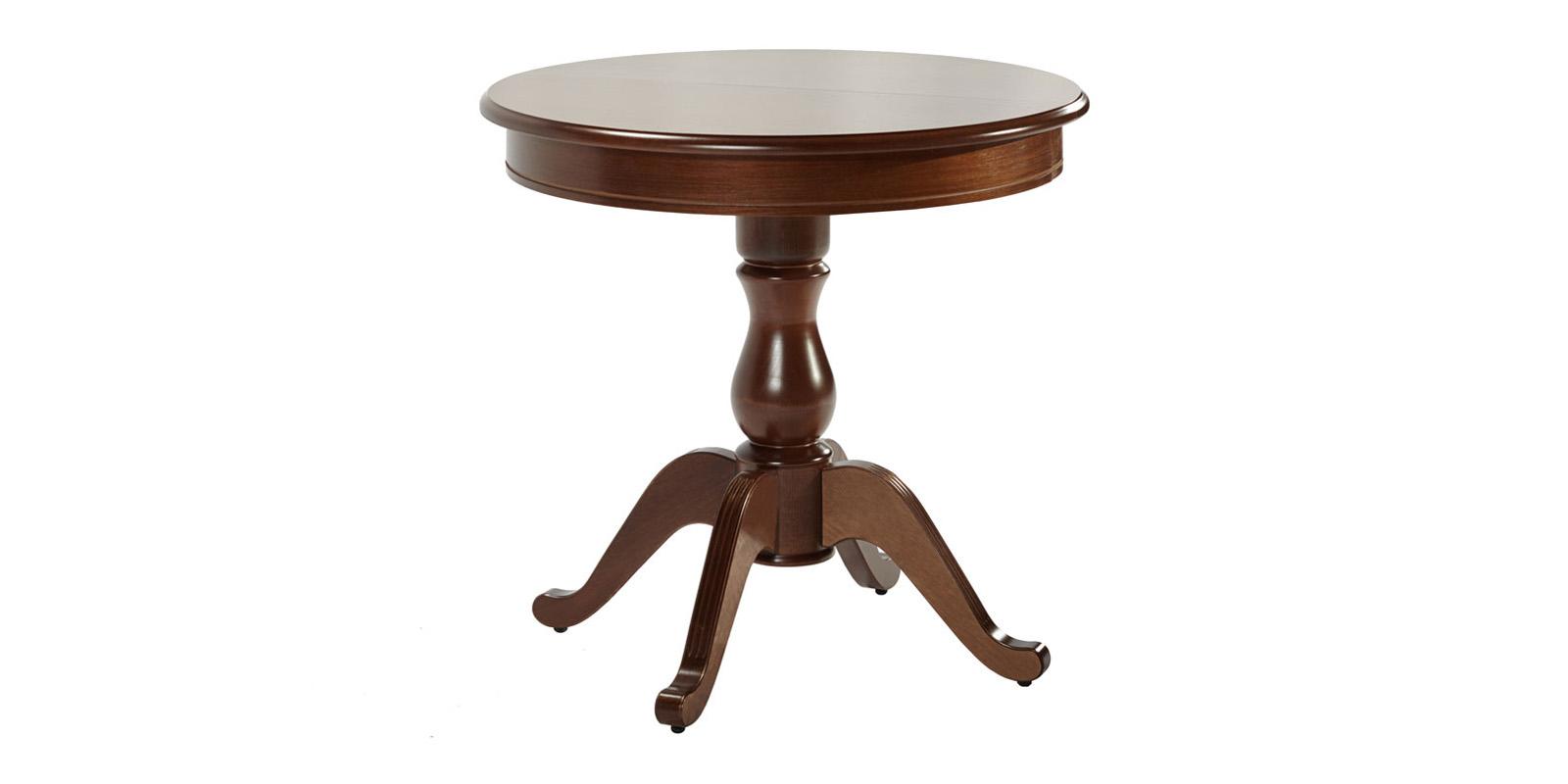 Обеденный стол Фабрицио 1 (орех темный) Фабрицио