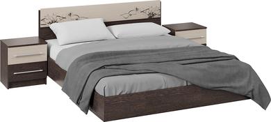 Спальный гарнитур «Мишель» стандартный без шкафа