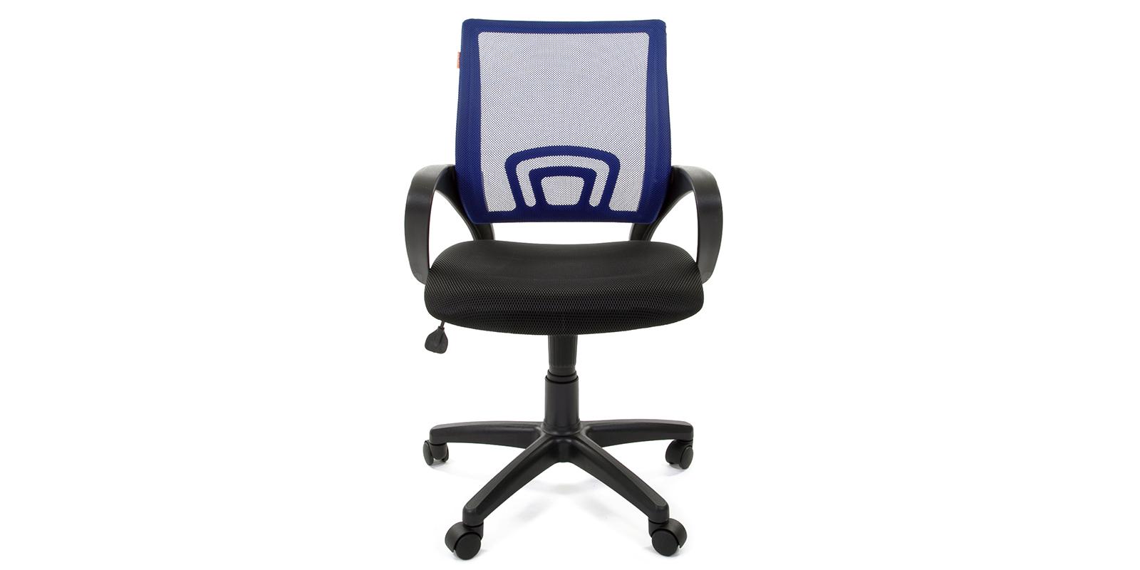 Chairman 696 (черный/синий) от HomeMe.ru
