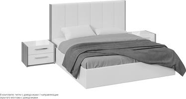 Спальный гарнитур «Эста» стандартный без шкафа