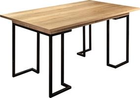 Стол раскладной обеденный Loft 120