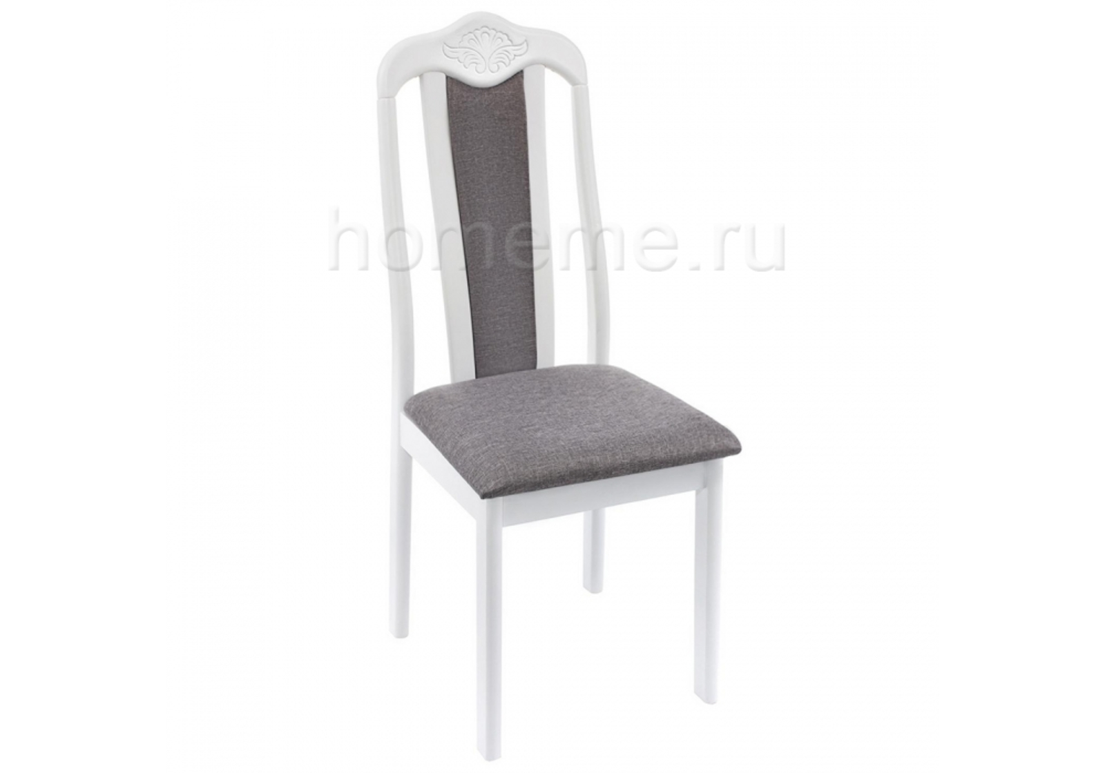 Стул HomeMe Aron Soft white / light grey 1994 от Homeme.ru
