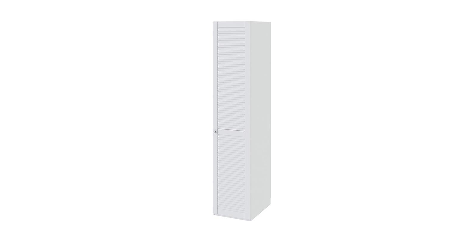 Шкаф распашной однодверный Мерида вариант №3 правый (белый)