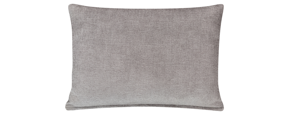 Декоративная подушка Медисон 75х55 см Anabell темно-бежевый (Шенилл)