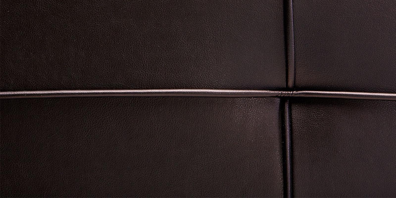 Кровать мягкая 200х160 Лайф вариант №1 без подъемного механизма (Шоколад) от HomeMe.ru