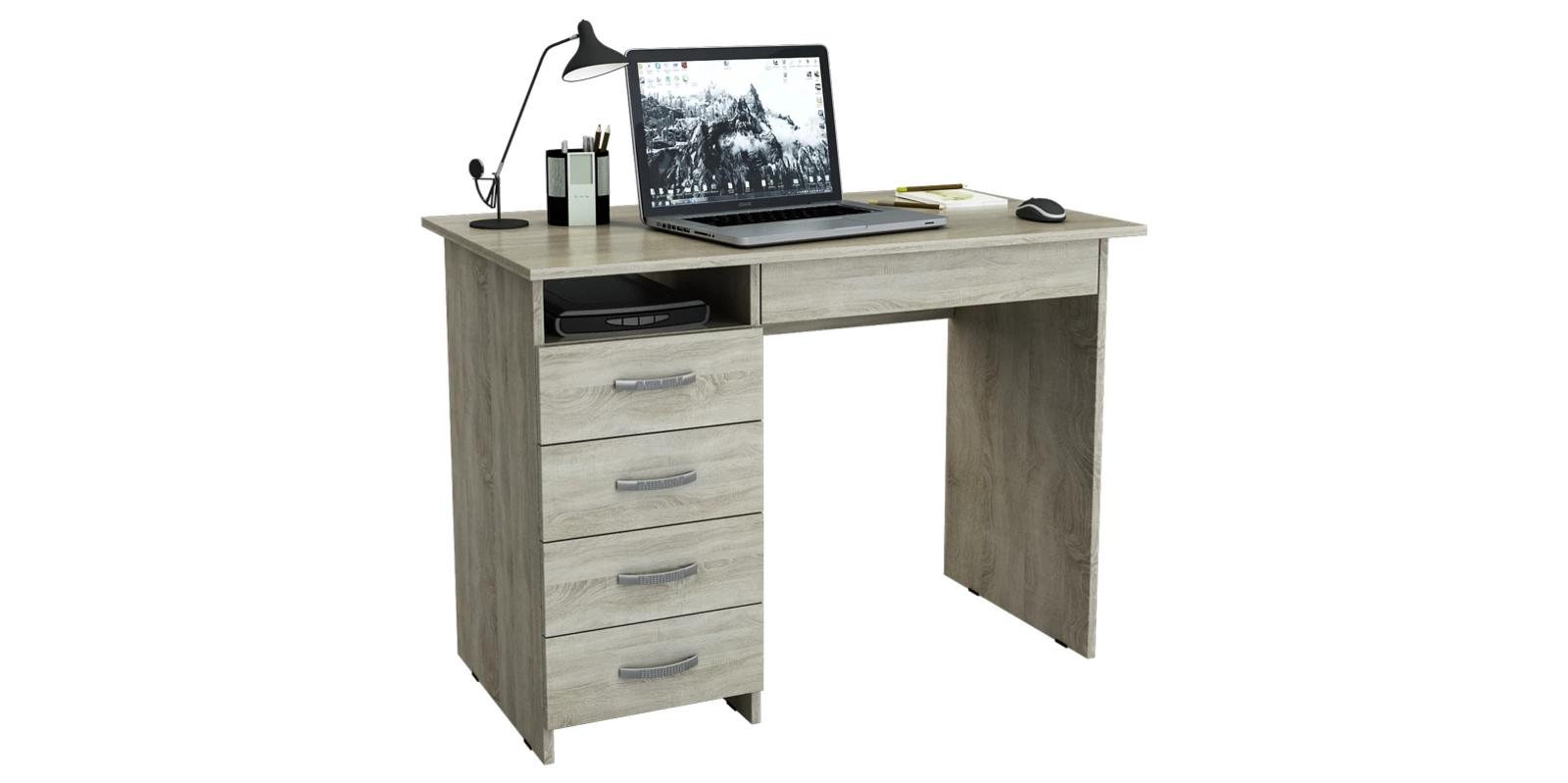 Письменный стол Харви вариант №1 (дуб сонома)