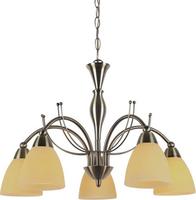 Подвесная люстра ARTE Lamp A8612LM-5AB