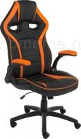 Monza 1 оранжевое / черное 11672