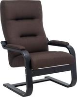 Кресло Leset Оскар Венге, ткань Малмо 28