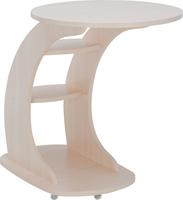 """Подкатной столик Leset """"Стелс"""" Молочный дуб"""