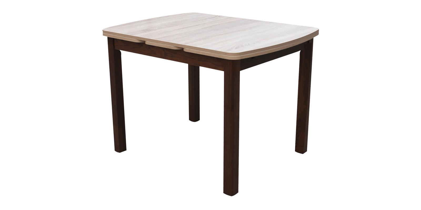 Обеденный стол Орлеан 170 см (орех темный/дуб сонома)
