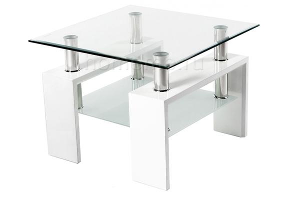 Журнальный стол St-052 белый (1300)