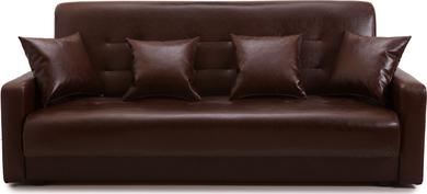 Диван Аккорд 140 коричневый ПБ