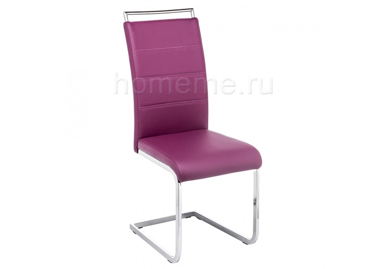 Стул HomeMe Oddy фиолетовый 11150 от Homeme.ru