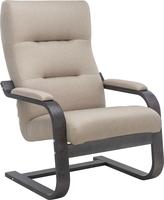 Кресло Leset Оскар Венге текстура, ткань Малмо 05