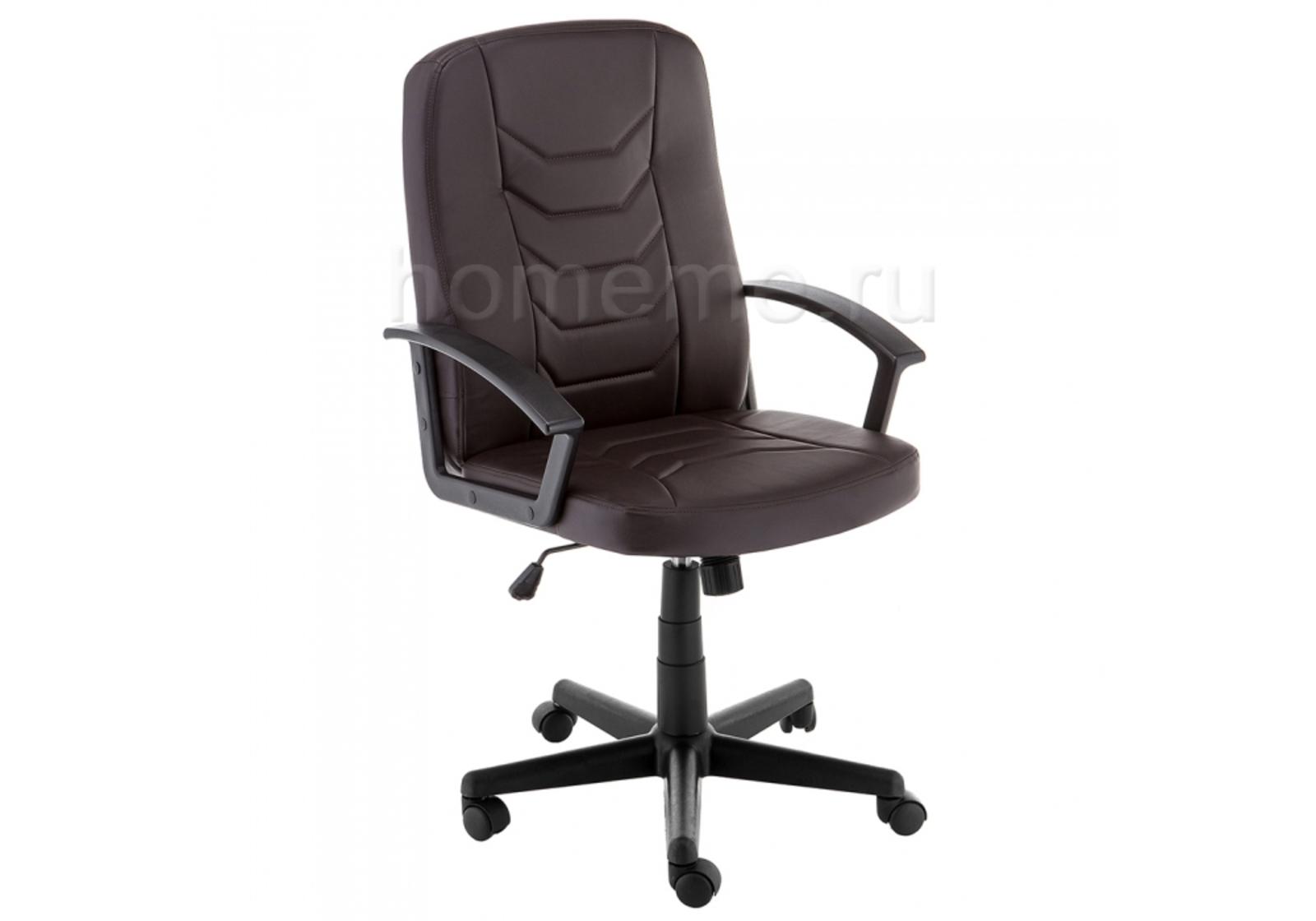 Кресло для офиса HomeMe Darin коричневое 11268 от Homeme.ru