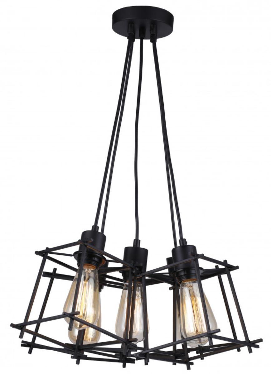Купить Подвесная люстра CONWAY Подвесная люстра ARTE Lamp A9469SP-5BK (13787), HomeMe