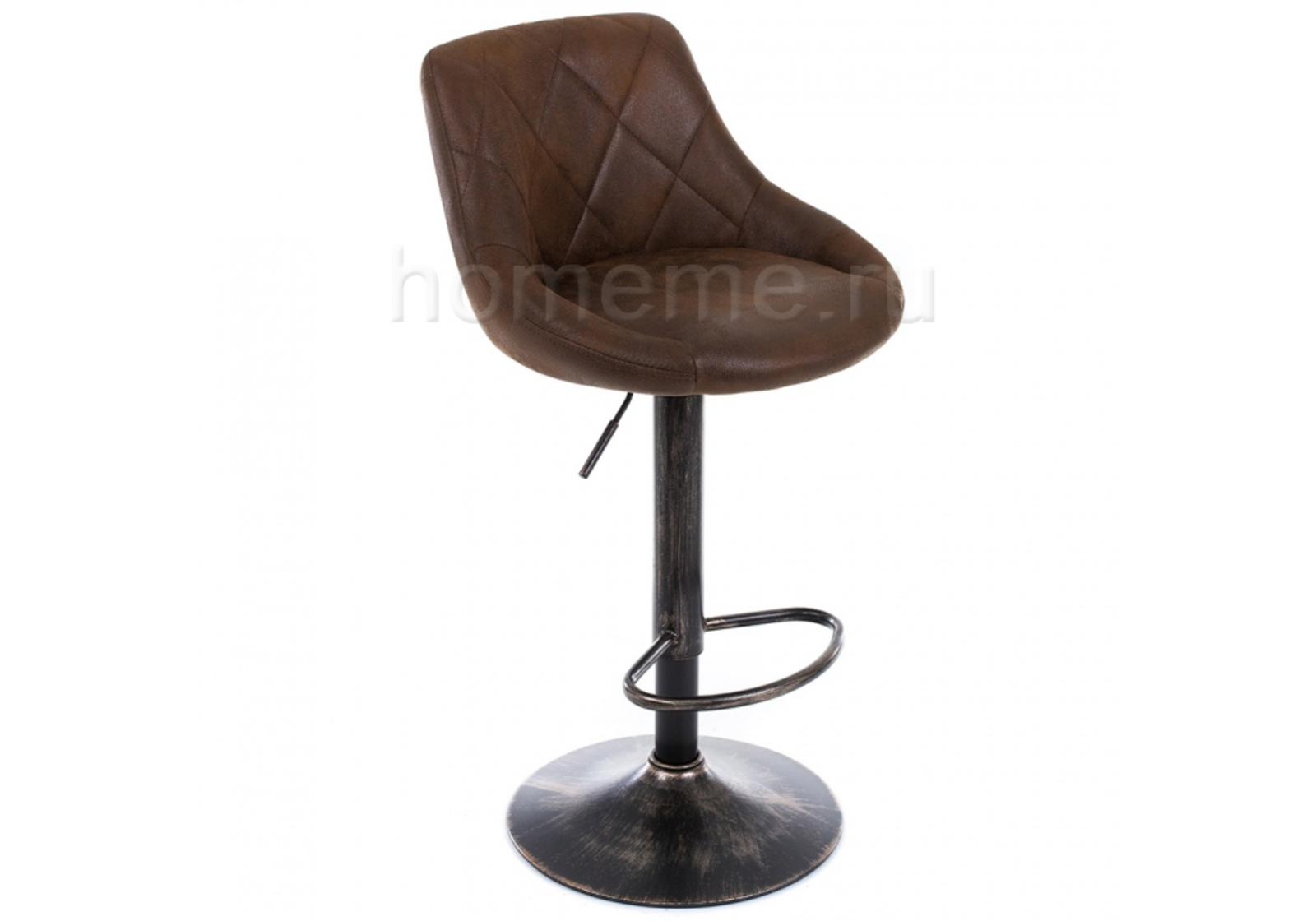 Барный стул Curt vintage brown 1882 HomeMe