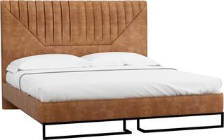 Кровать 1.8 Loft Alberta с подъемным механизмом и ящиком