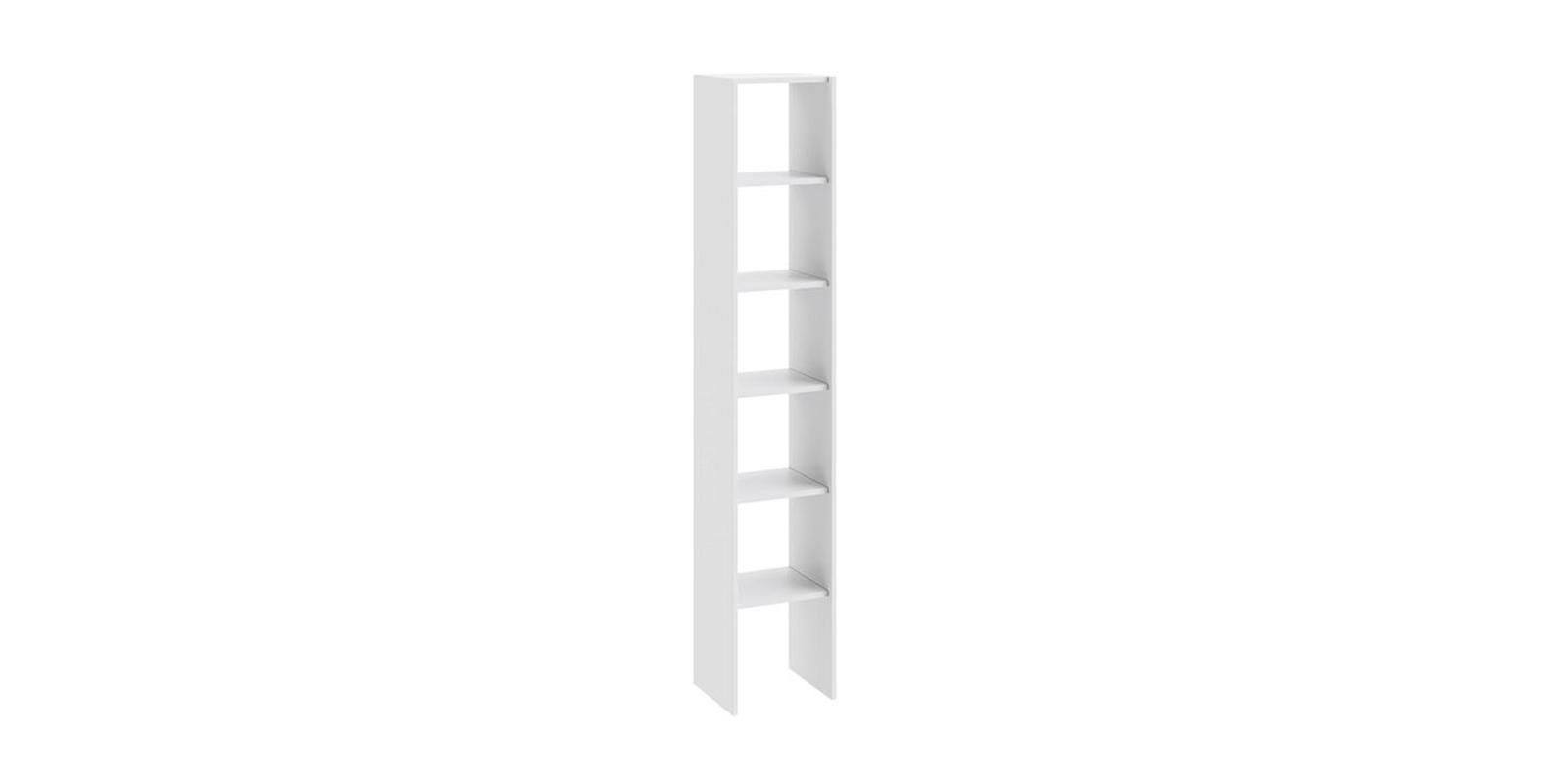 Аксессуары для шкафов Мерида для углового шкафа (белый)
