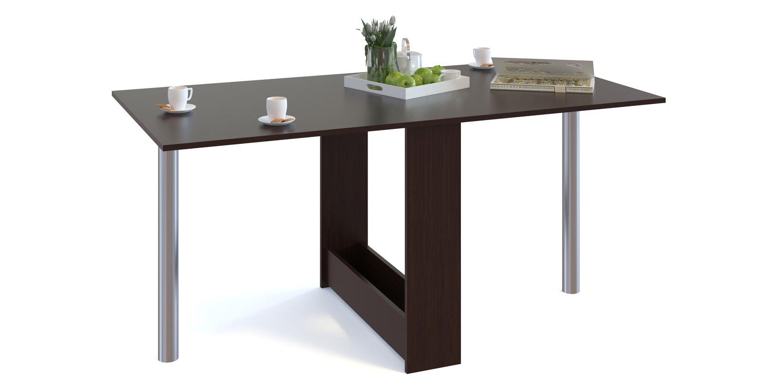 Обеденный стол Алмер (венге)
