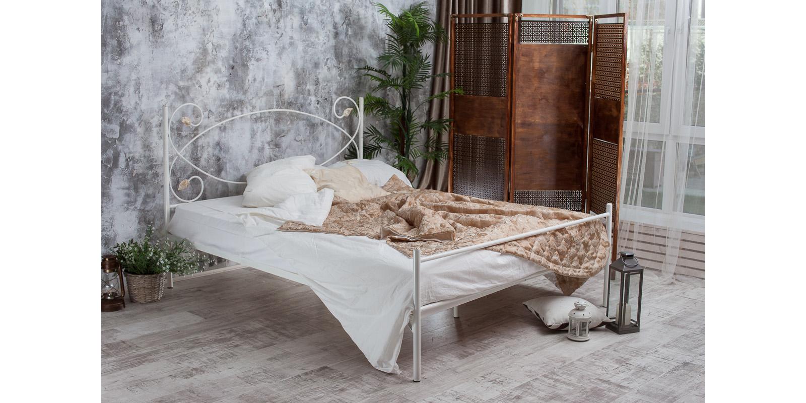 Кровать HomeMe Виктория от Homeme.ru