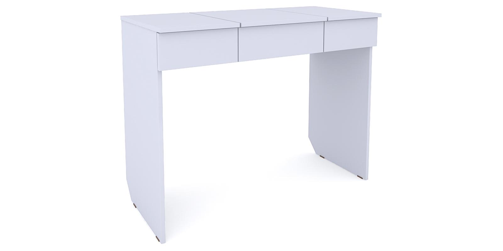 Столик туалетный Портофино вариант №2 (белый) от HomeMe.ru
