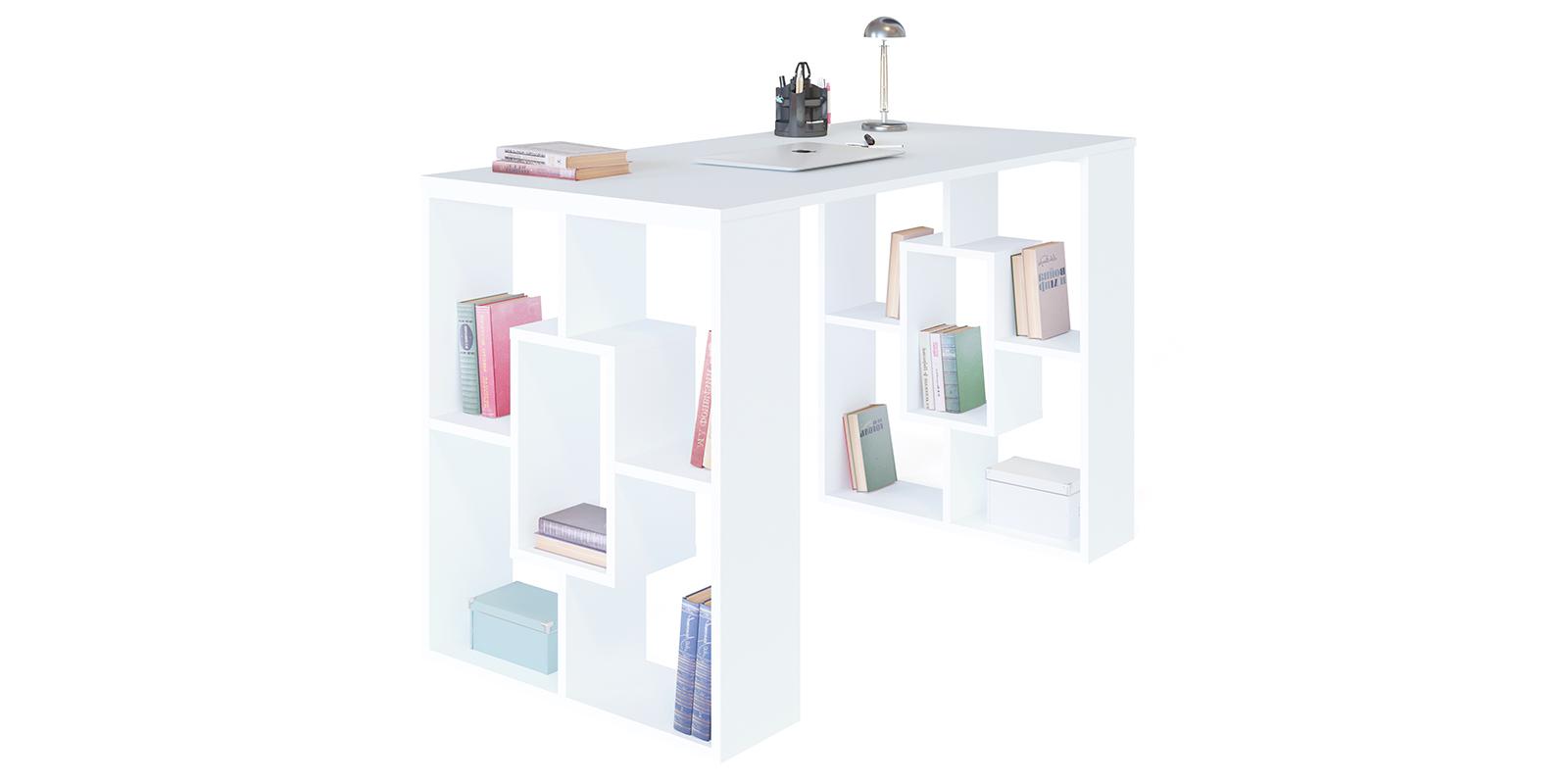 Письменный стол Лего (белый)