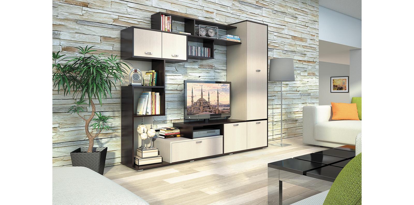 Гостиная HomeMe Пекин от Homeme.ru