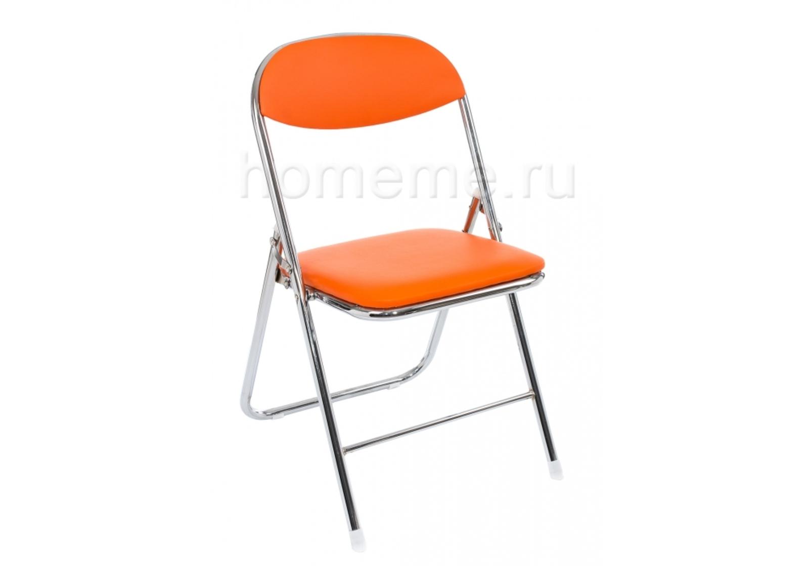 Стул Стул Fold раскладной оранжевый 11058 11058