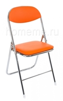 Стул Fold раскладной оранжевый 11058