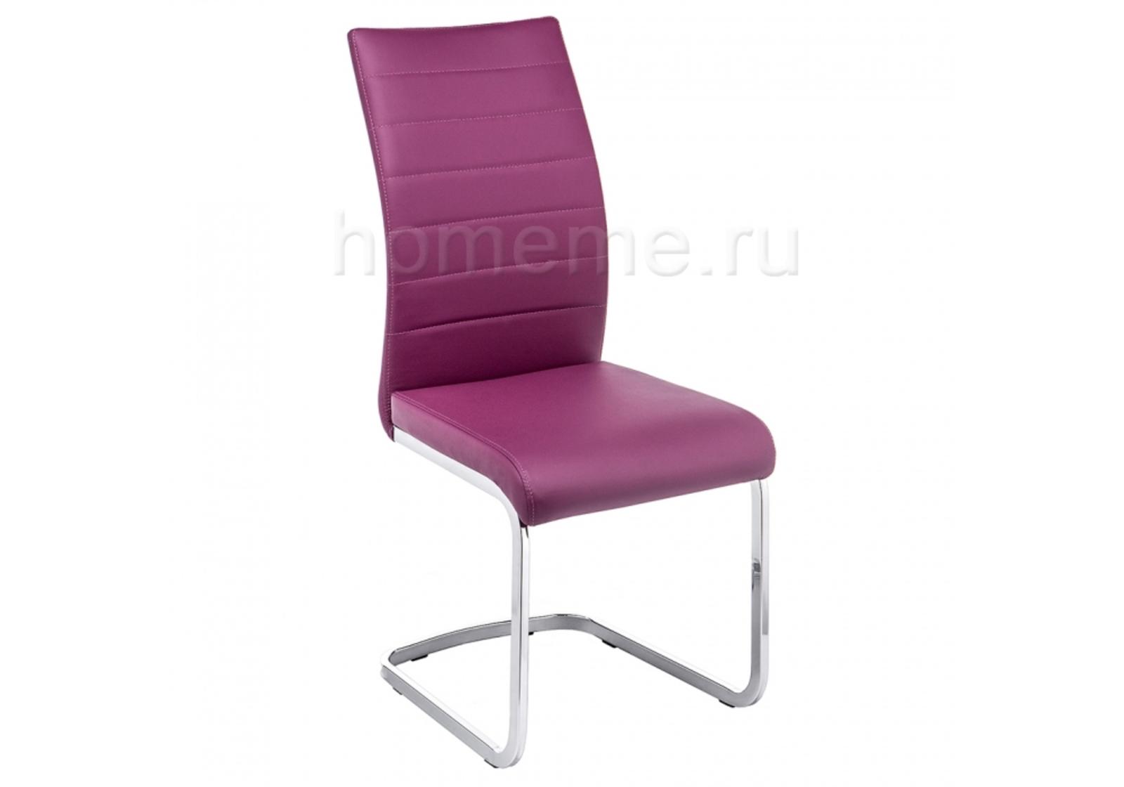 Стул HomeMe Basit фиолетовый 11146 от Homeme.ru